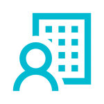 Icon to represent employment resources