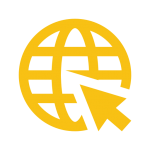Icon to represent Information and Technology