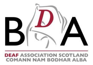British Deaf Association logo